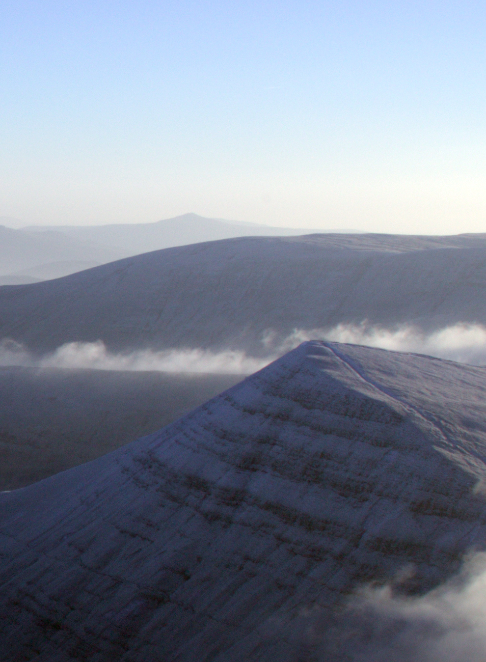 Pen Y Fan sunrise