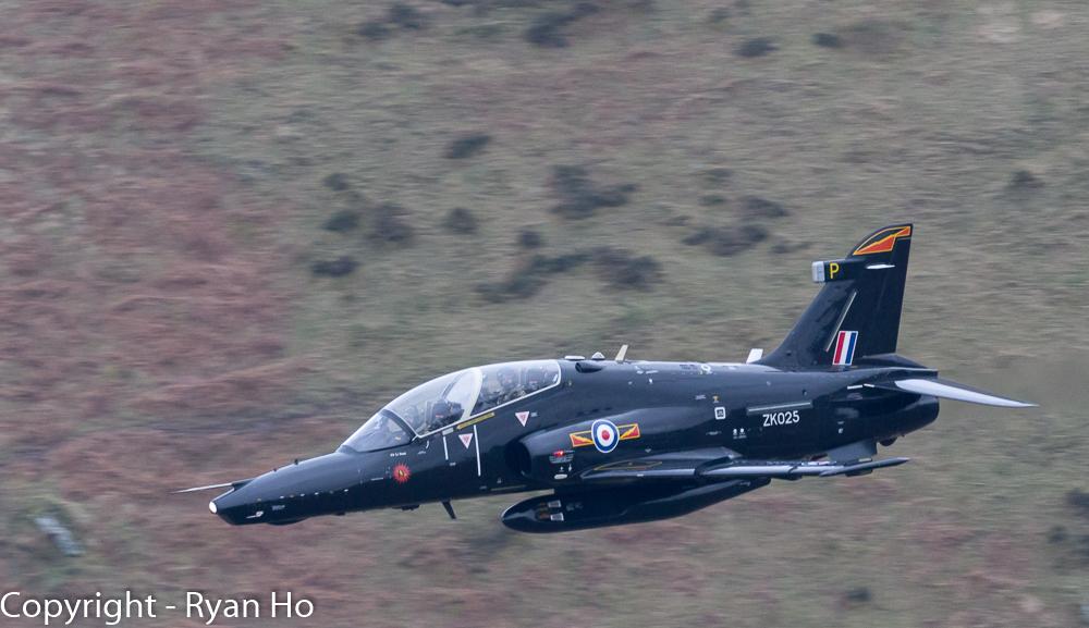 BAE Hawk T1 - ZK025