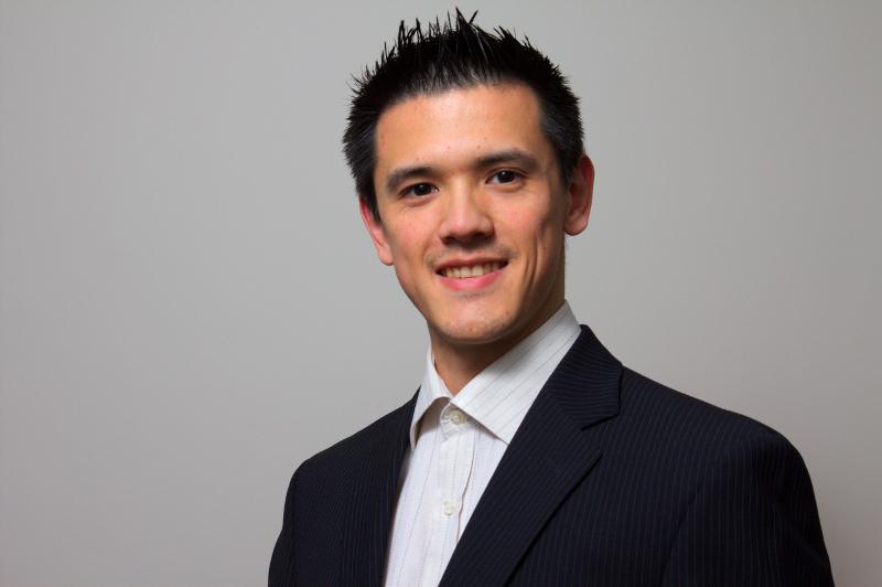 Self-Portrait of Ryan Ho